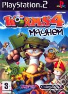 Worms 4: Mayhem game