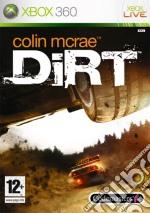 Colin McRae Dirt videogame di X360