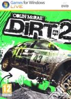 Colin McRae Dirt 2 game