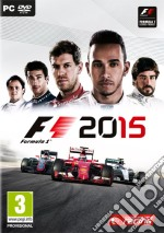 F1 2015 game