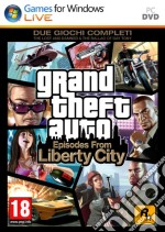 GTA Episodes From Liberty City game