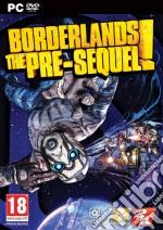 Borderlands The Pre-Sequel! game