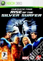 I Fantastici 4 The Rise of Silver Surfer game