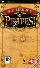 Sid Meier's Pirates! game