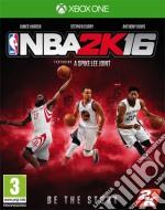 NBA 2K16 game