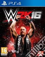 WWE 2K16 game