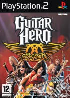 Guitar Hero Aerosmith game
