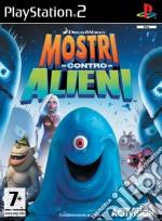 Mostri Contro Alieni videogame di PS2