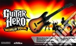 PS3 Guitar Hero World Tour Stand. Guitar videogame di PS3