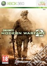 Call Of Duty Modern Warfare 2 videogame di X360