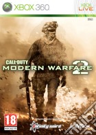 Call Of Duty Modern Warfare 2 game