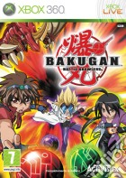 Bakugan: Battle Brawlers game