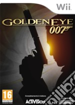 James Bond Golden Eye videogame di WII