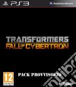 Transformers La Caduta di Cybertron videogame di PS3