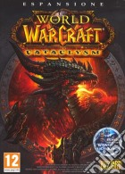 World of Warcraft Cataclysm game