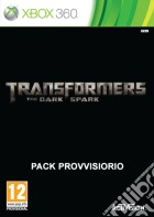 Transformers: The Dark Spark game