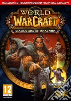 WOW: Warlords of Draenor Preorder Ed. game