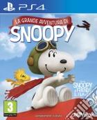La Grande Avventura di Snoopy game