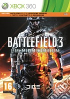 Battlefield 3 Premium Edition game