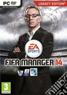 FIFA Manager 14 game