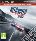 Need for Speed Rivals Limited Edition game