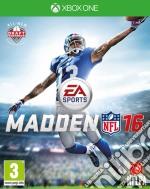 Madden NFL 16 game