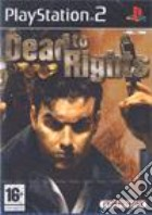 DEAD TO RIGHTS game