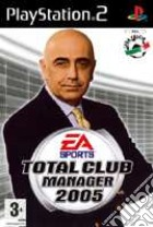 Total Club Manager 2005 game