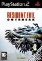 Resident Evil Outbreak game