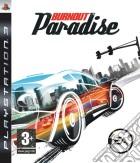 Burnout Paradise game