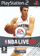 NBA Live 08 game