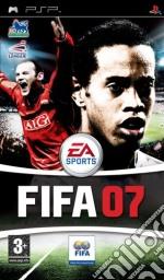 Fifa 07 PLT videogame di PSP