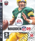 Madden NFL 09 game