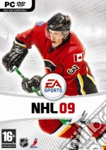 NHL 09 videogame di PC