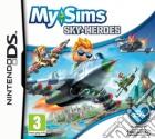 MySims Sky Heroes game