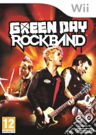 Green Day: Rock Band game