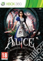 Alice: madness returns game