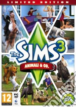 The Sims 3 Animali & Co Ltd Ed(exp pack) videogame di PC