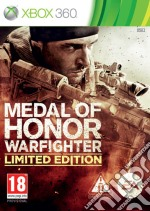Medal of Honor Warfighter Limited Ed. videogame di X360