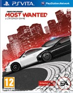 Need For Speed Most Wanted videogame di PSV
