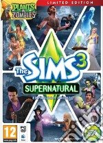 The Sims 3 Supernatural Limited Ed. videogame di PC