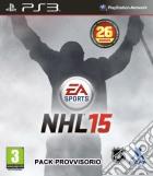 NHL 15 game