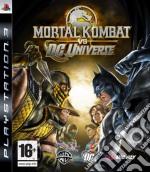 Mortal Kombat VS DC Universe videogame di PS3