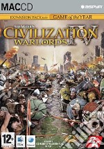 Civilization 4: Warlords videogame di MAC