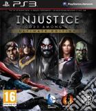 Injustice: Gods Among Us Ultimate Ed. game