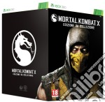 Mortal Kombat X Collector's Ed. game