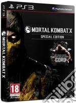 Mortal Kombat X Preorder Edition game