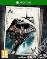 Batman: Return to Arkham game