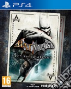 Batman: Return to Arkham game