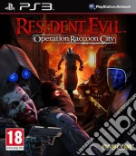 Resident Evil Operation Raccoon City videogame di PS3